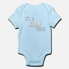 Its A Bean Thing Body Suit