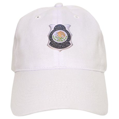 Mexican Secret Service Cap