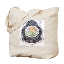 Mexican Secret Service Tote Bag