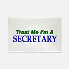 Funny Administrative assistant day Rectangle Magnet (10 pack)