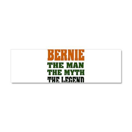 BERNIE1.png Car Magnet 10 x 3