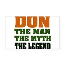 DONMML.png Rectangle Car Magnet