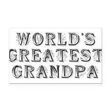 greatestgrandpa.png Rectangle Car Magnet