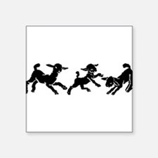 """lambsall.png Square Sticker 3"""" x 3"""""""