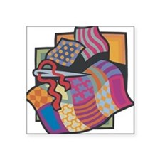 "21547198fabric.png Square Sticker 3"" x 3"""