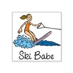 skibabe0665h1191.png Square Sticker 3