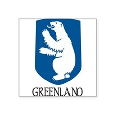 Coat_of_arms_of_Greenland 3 DARK.png Square Sticke