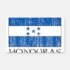 1663196 Honduras.png Rectangle Car Magnet