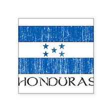 "1663196 Honduras.png Square Sticker 3"" x 3"""