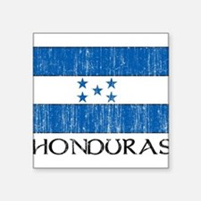 "1663196 Honduras.png Square Sticker 3"" x 3"""