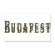 Budapest hungary.png Rectangle Car Magnet