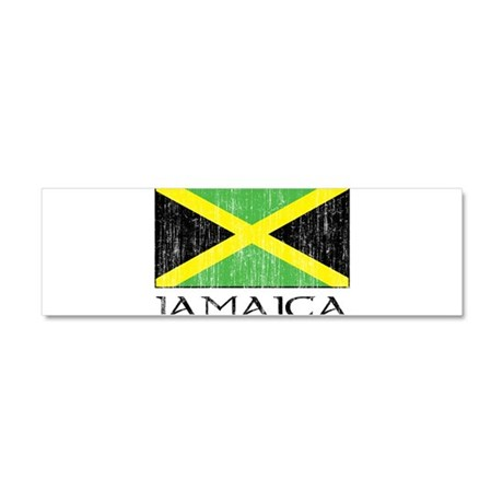 1663232Jamaica.png Car Magnet 10 x 3