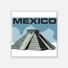 """33042285mexico.png Square Sticker 3"""" x 3"""""""