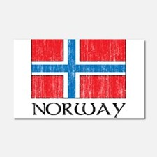 1663296Norway.png Car Magnet 20 x 12