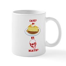 Cake or Death? Small Mug