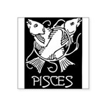 pisces.png Square Sticker 3