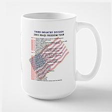 2003 Iraqi FreedomTour Mug