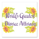 Worlds greatest divorce attorney.png Square Car Ma