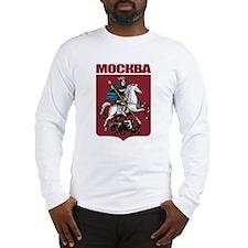 Moscow COA.png Long Sleeve T-Shirt