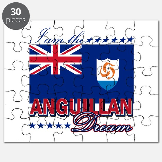 I am the Anguillan Dream Puzzle