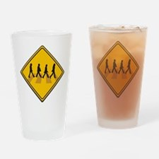 Abbey Road Xing Drinking Glass