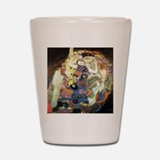 Gustav Klimt Virgin Shot Glass