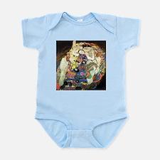 Gustav Klimt Virgin Infant Bodysuit