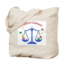 Future Lawyer Tote Bag