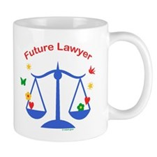 Future Lawyer Mug