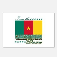 I am the Cameroonian Dream Postcards (Package of 8