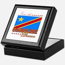 I am the Congolese Dream Keepsake Box