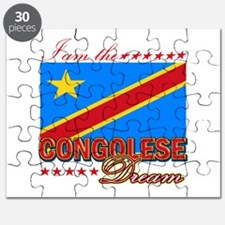 I am the Congolese Dream Puzzle