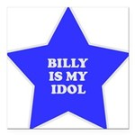 star-billy.png Square Car Magnet 3