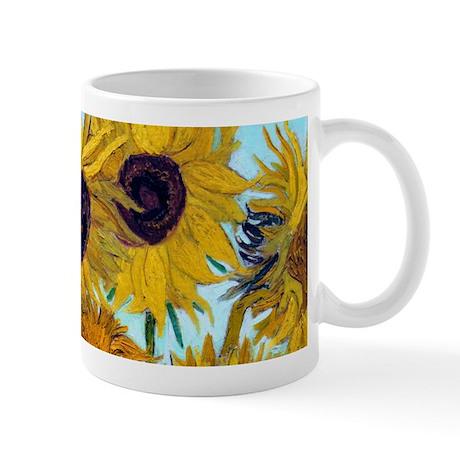 Van Gogh - Sunflowers Mug