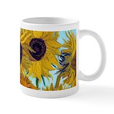 Van Gogh - Sunflowers Small Mugs
