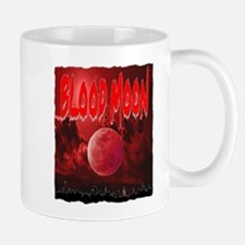 blood red moon Mug
