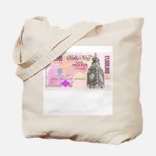 Million Pound Gifts Tote Bag