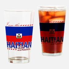 I am the Haitian Dream Drinking Glass