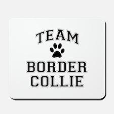 Team Border Collie Mousepad