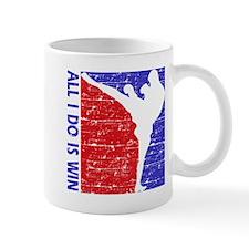 All I do is win Kick Boxing designs Mug