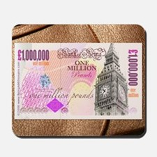 Million Pound Gifts Mousepad