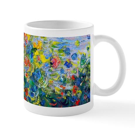 Monet - Flower Beds Mug