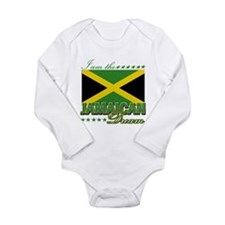 I am the Jamaican Dream Long Sleeve Infant Bodysui