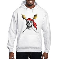 Pirate Skull 'N Cutlass Hoodie