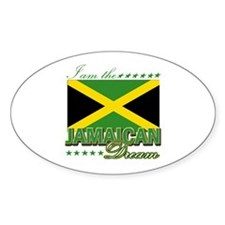 I am the Jamaican Dream Decal