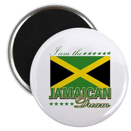 I am the Jamaican Dream Magnet