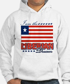 I am the Liberian Dream Hoodie