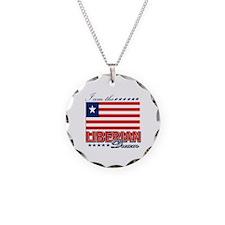 I am the Liberian Dream Necklace