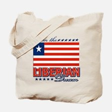 I am the Liberian Dream Tote Bag