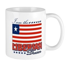 I am the Liberian Dream Mug